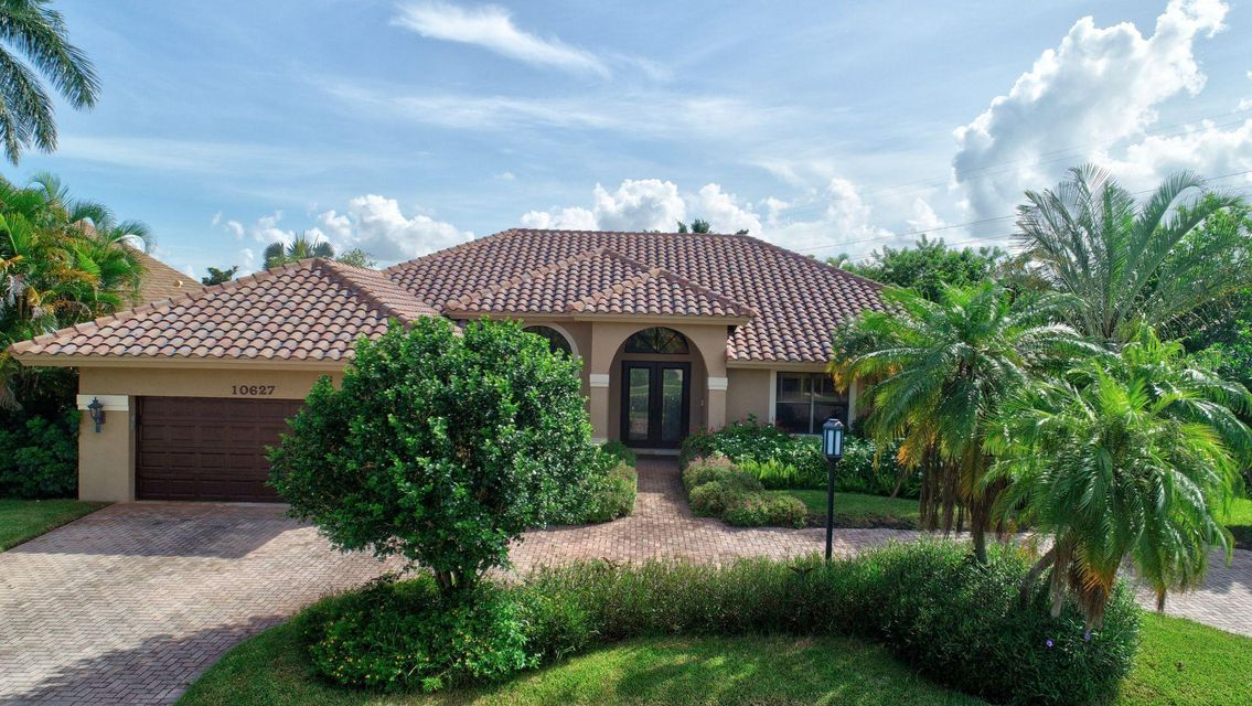 Home for sale in Stonebridge Country Club Boca Raton Florida