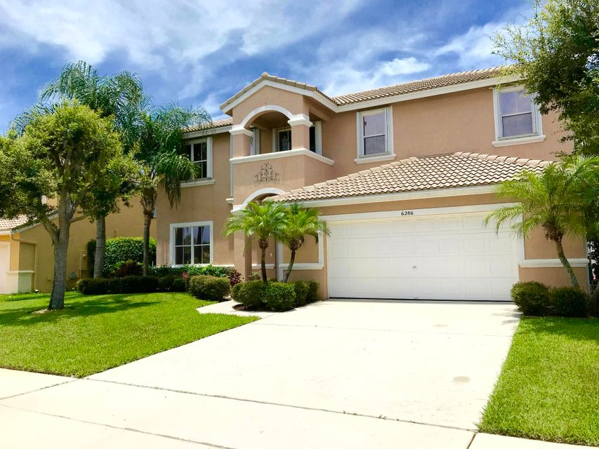 6286 Sand Hills Circle Circle, Lake Worth, Florida