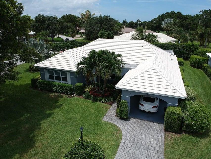 Home for sale in DELRAY DUNES BAHIA VILLA CONDO DELRAY DUNES 2ND SE Boynton Beach Florida