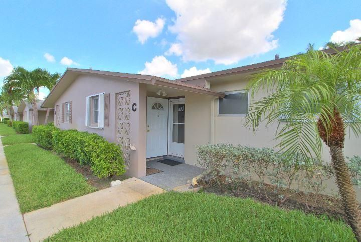 Home for sale in CRESTHAVEN VILLAS 10 CONDO West Palm Beach Florida