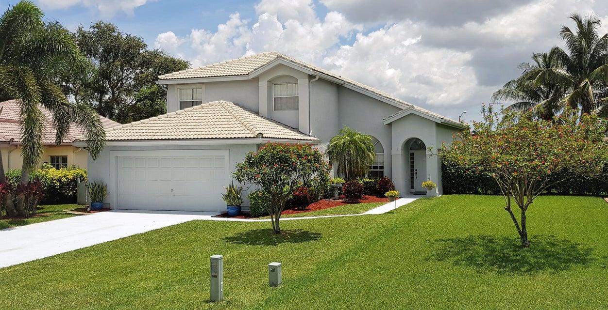 10856 Crescendo Circle  Boca Raton FL 33498