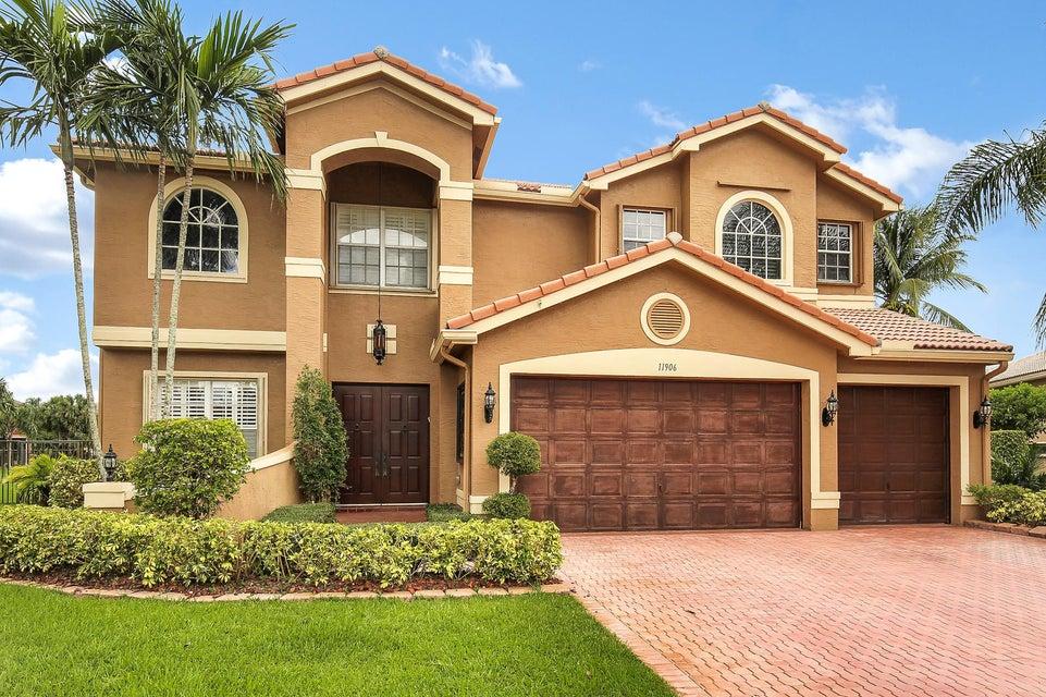 11906 Preservation Lane  Boca Raton, FL 33498