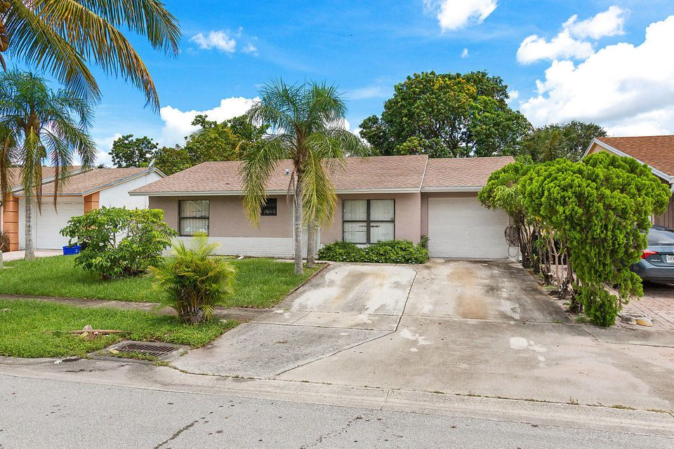 5793 Corson Place  Lake Worth FL 33463