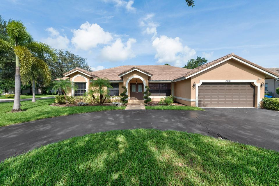 5278 NW 84th Way - Coral Springs, Florida