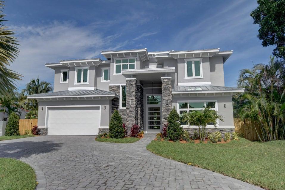 BONNIECREST SUB home 1426 Highland Lane Delray Beach FL 33444