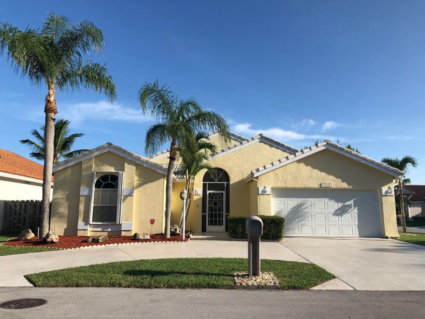 Home for sale in Canterbury Estates West Palm Beach Florida