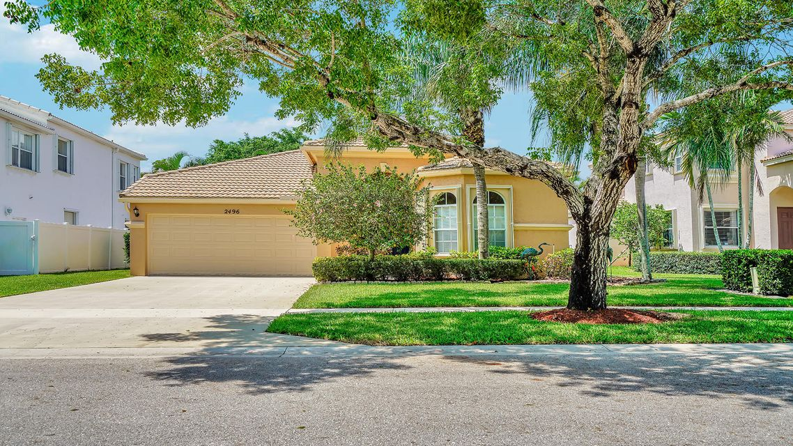 2496 Westmont Lane  Royal Palm Beach, FL 33411