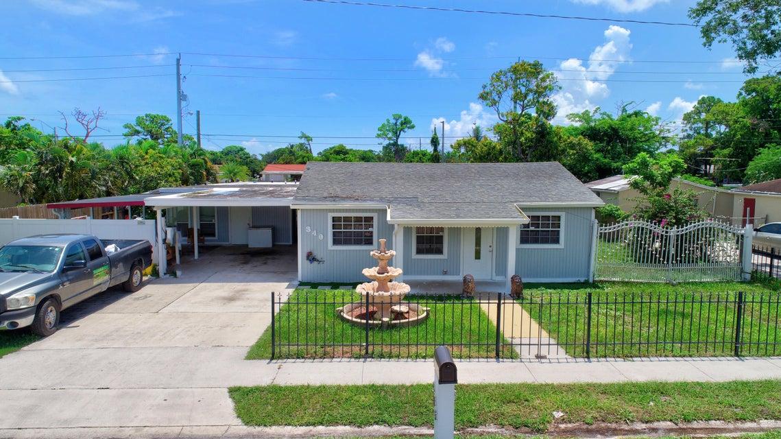 340 Jackson Avenue  Greenacres FL 33463