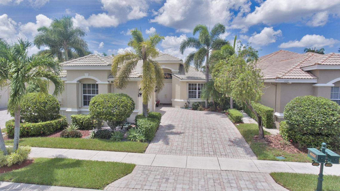 4155 Manchester Lake Drive  Wellington FL 33449