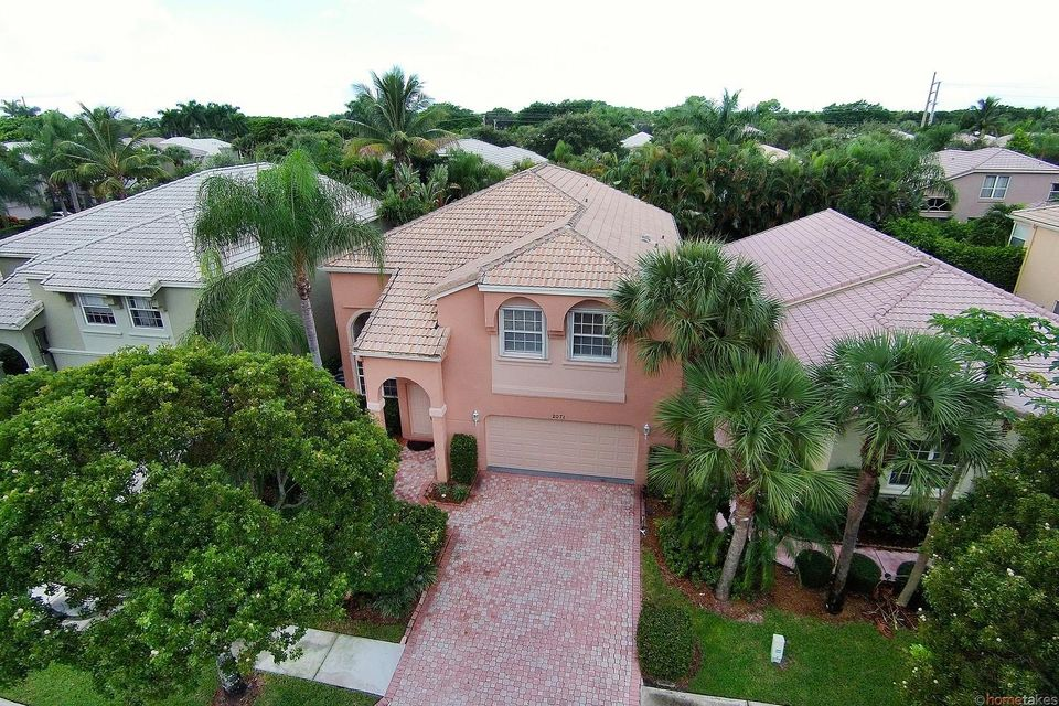 2071 Chagall Circle  West Palm Beach, FL 33409