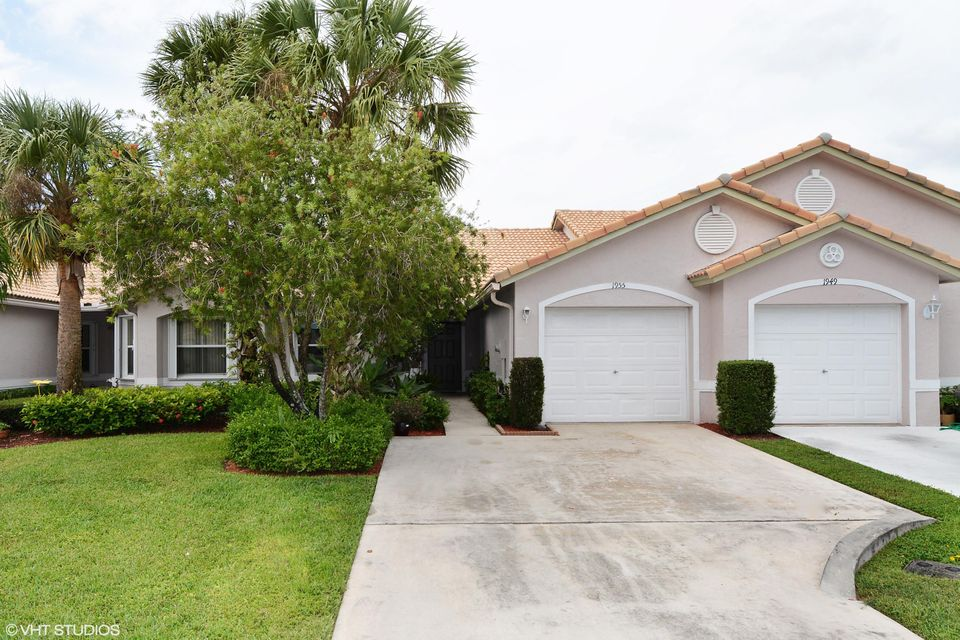 1955 Waterside Court  Wellington, FL 33414