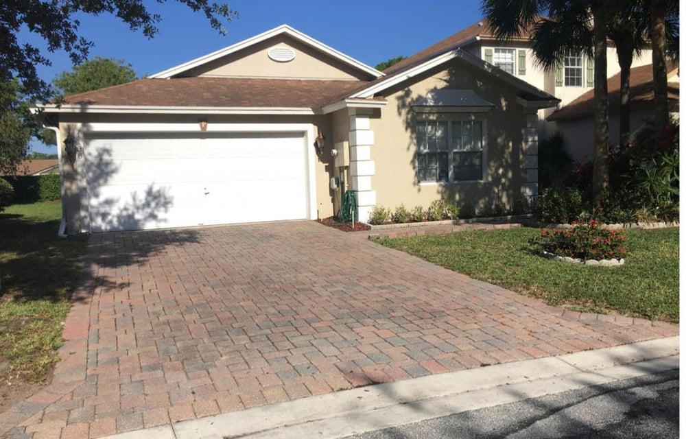 1138 Winding Rose Way  West Palm Beach, FL 33415