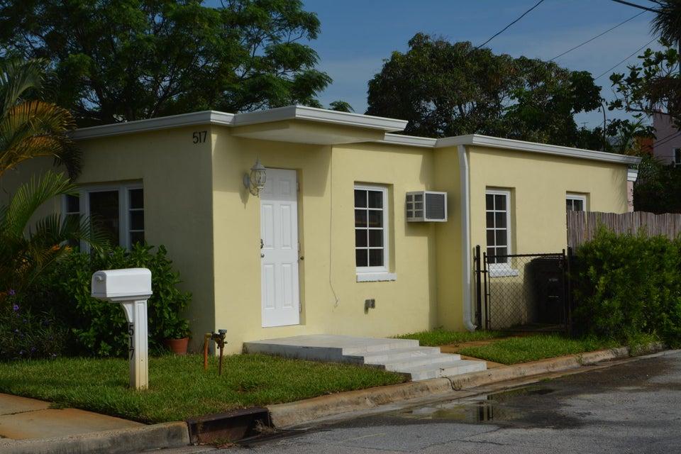 517 P Street West Palm Beach, FL 33401