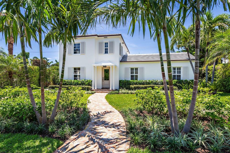 274 Orange Grove Road  Palm Beach FL 33480