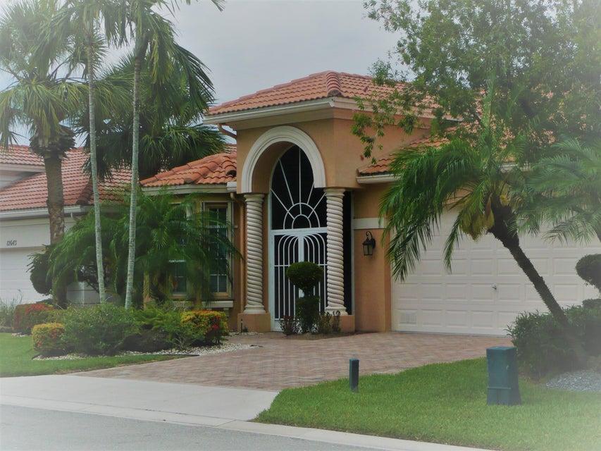 CORAL LAKES / TUSCANY ASSOCIATION home 12637 Via Ravenna Boynton Beach FL 33436