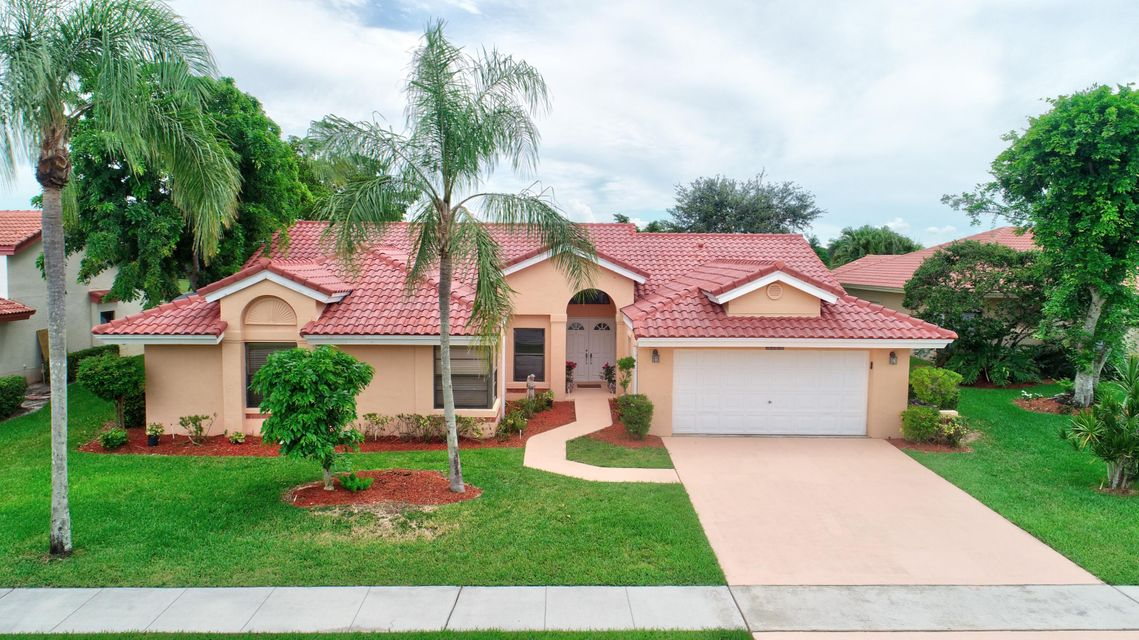 20725 Waters Edge Court  Boca Raton FL 33498