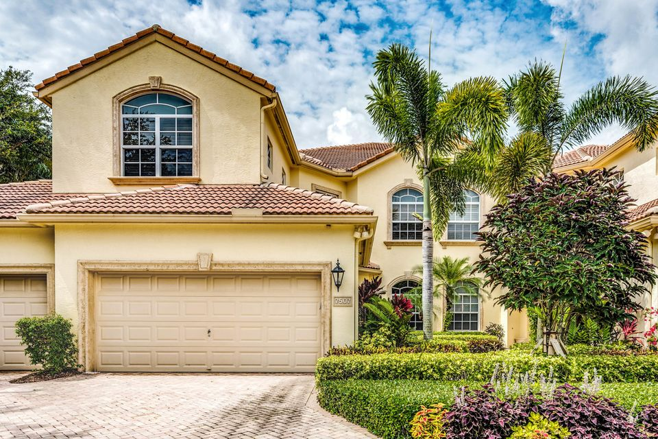 7507 Orchid Hammock Drive  West Palm Beach, FL 33412