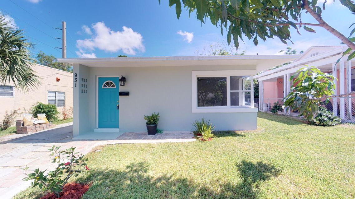 Home for sale in NORTHWOOD ADD West Palm Beach Florida