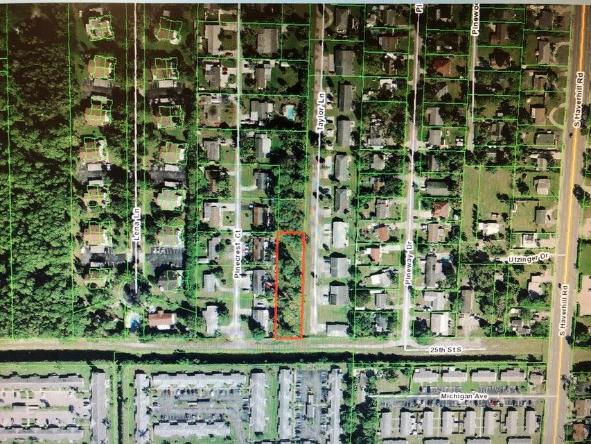 Xxx Pinecrest Court  West Palm Beach, FL 33415