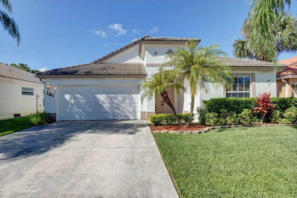Home for sale in SARATOGA AT ROYAL PALM 5 Royal Palm Beach Florida