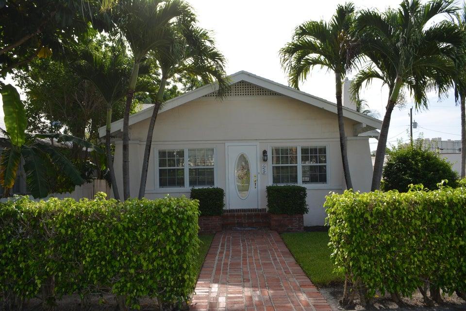 1218 Florida Avenue West Palm Beach, FL 33401