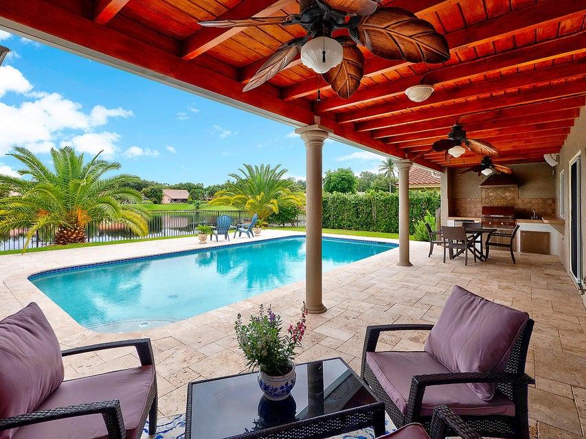 Home for sale in Lakewood Oaks Boca Raton Florida