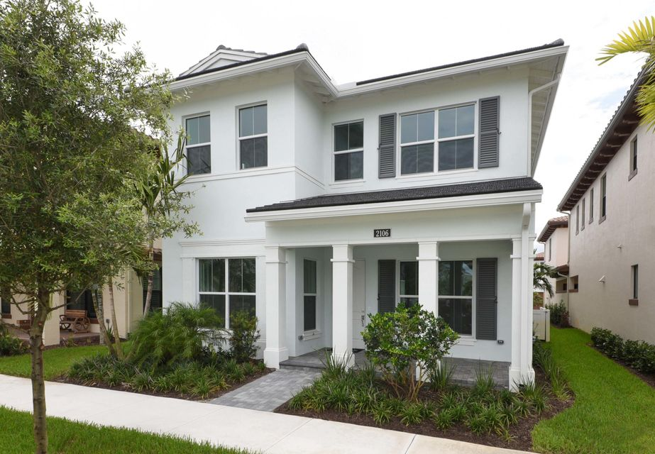 New Home for sale at 2106 Dickens Terrace in Palm Beach Gardens