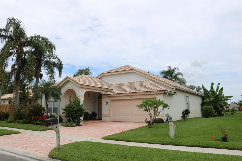 Home for sale in EAGLE POINT Delray Beach Florida