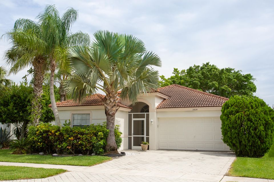 3824 Miramontes Circle Wellington, FL 33414