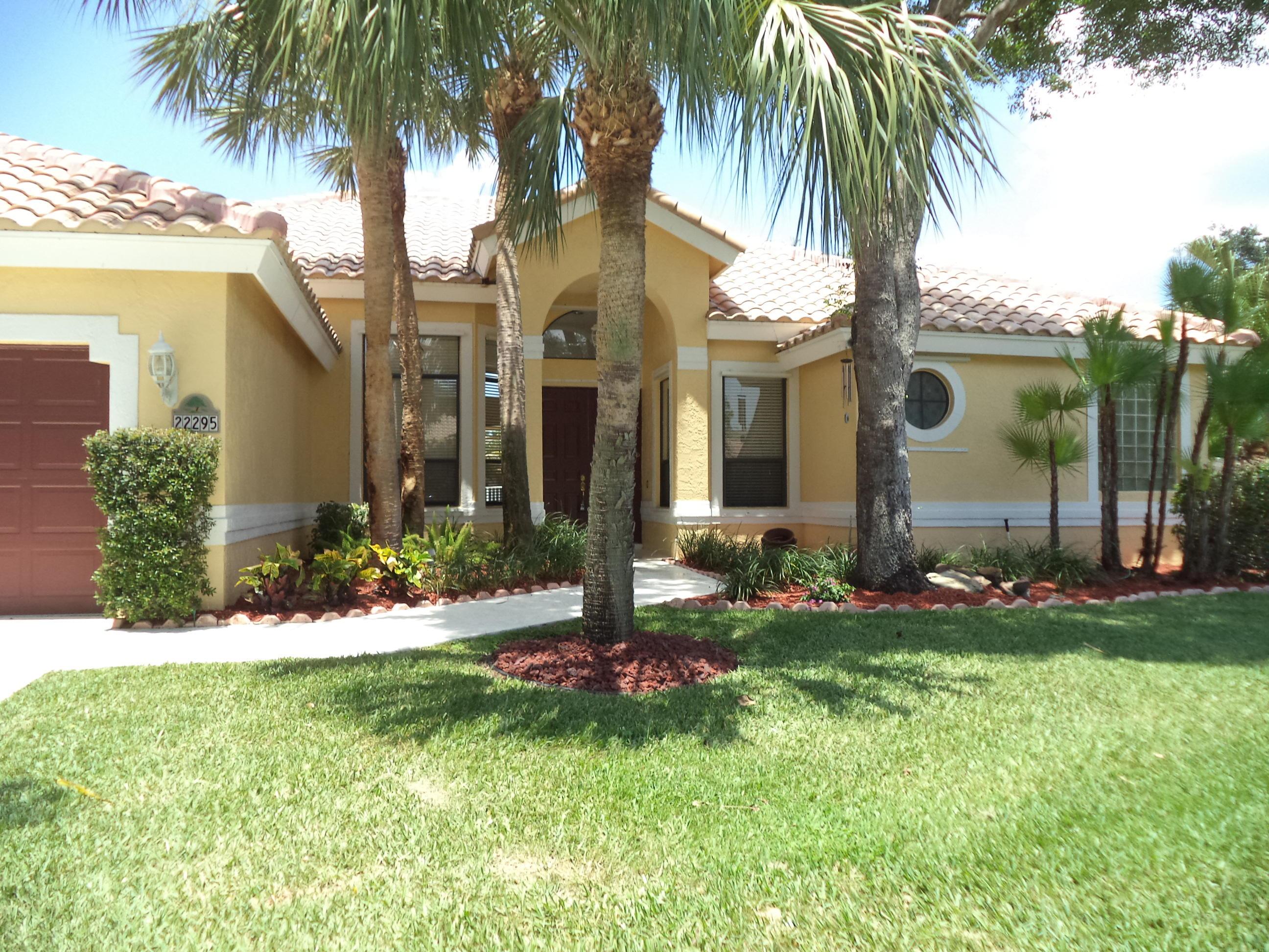 22295 Holcomb Place  Boca Raton FL 33428
