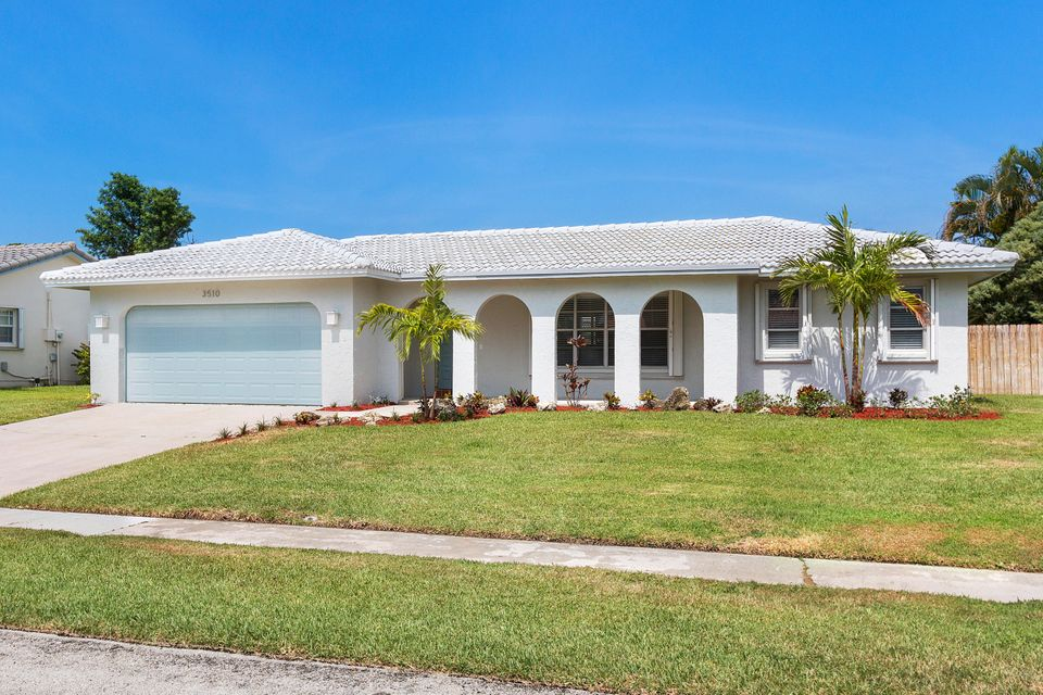 3510 NW 26th Avenue  Boca Raton FL 33434