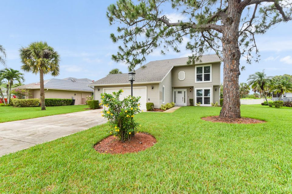 Home for sale in GATOR TRACE SUBDIVISION Fort Pierce Florida