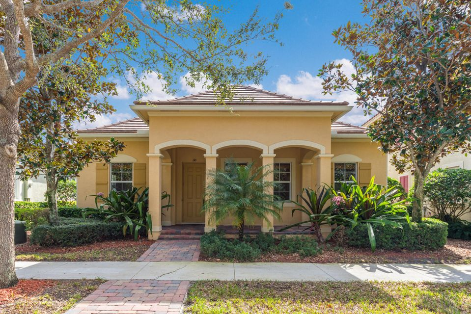 Home for sale in Canterbury Place At Abacoa Jupiter Florida