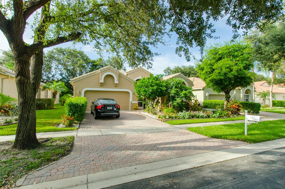 6079 Rossmoor Lakes Court Boynton Beach 33437 - photo