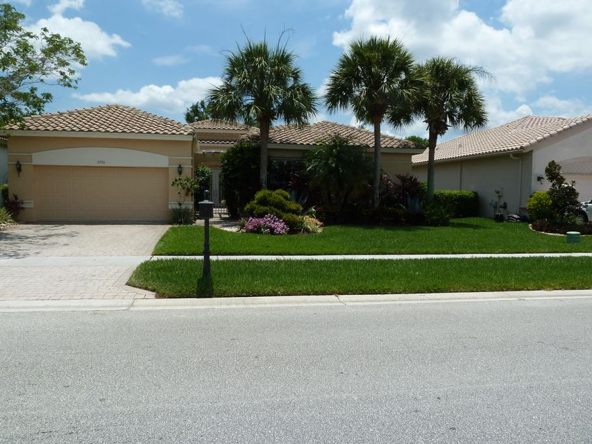 Bellaggio home 9596 Caserta Street Lake Worth FL 33467