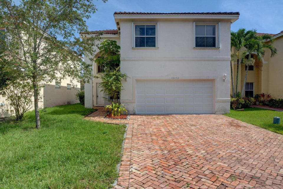 10850 NW 34 Court  Coral Springs FL 33065