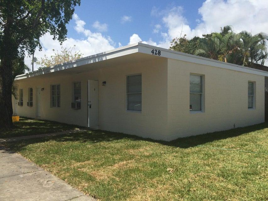 428 Roseland Drive 1 West Palm Beach, FL 33405