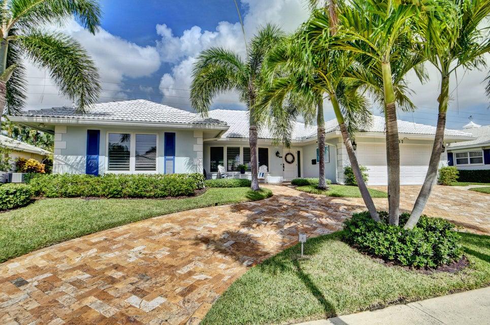 Home for sale in Camino Gardens Boca Raton Florida