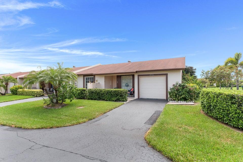 15711 Philodendron Circle  Delray Beach, FL 33484