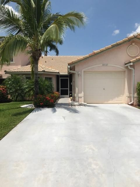 Home for sale in WELLINGTONS EDGE PAR 78 PH 2 Wellington Florida