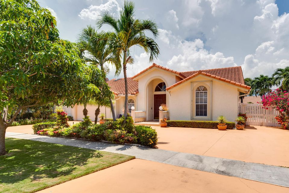 421 Cottonwood Lane  Boca Raton FL 33487