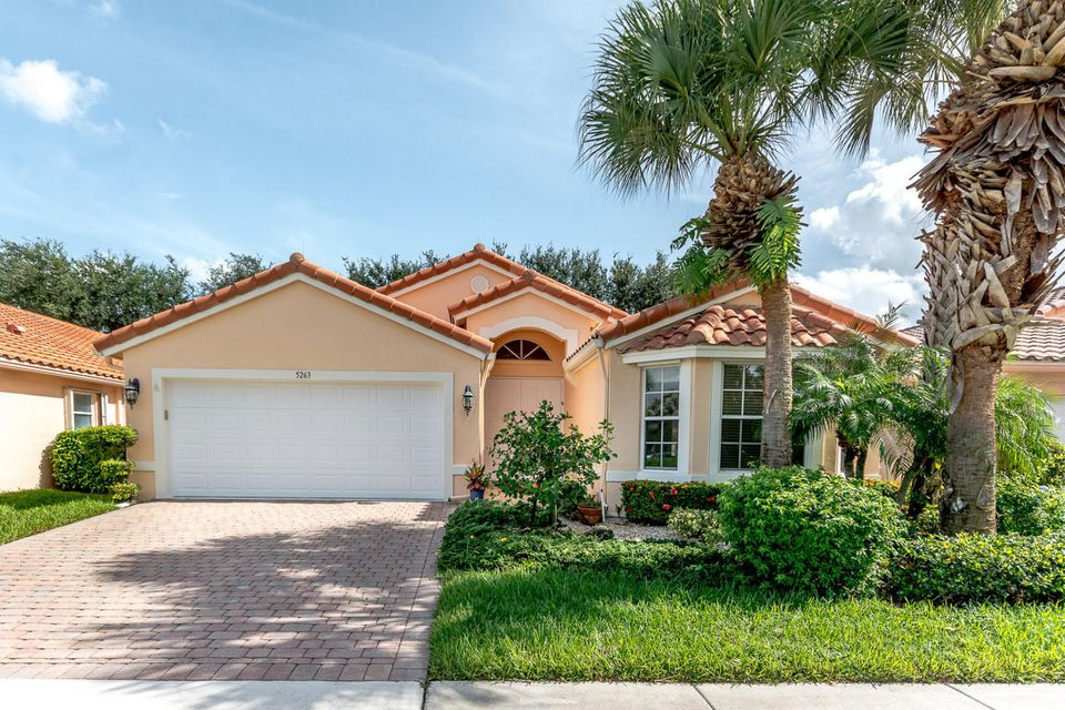 Cascade Lakes home 5263 Grey Birch Lane Boynton Beach FL 33437
