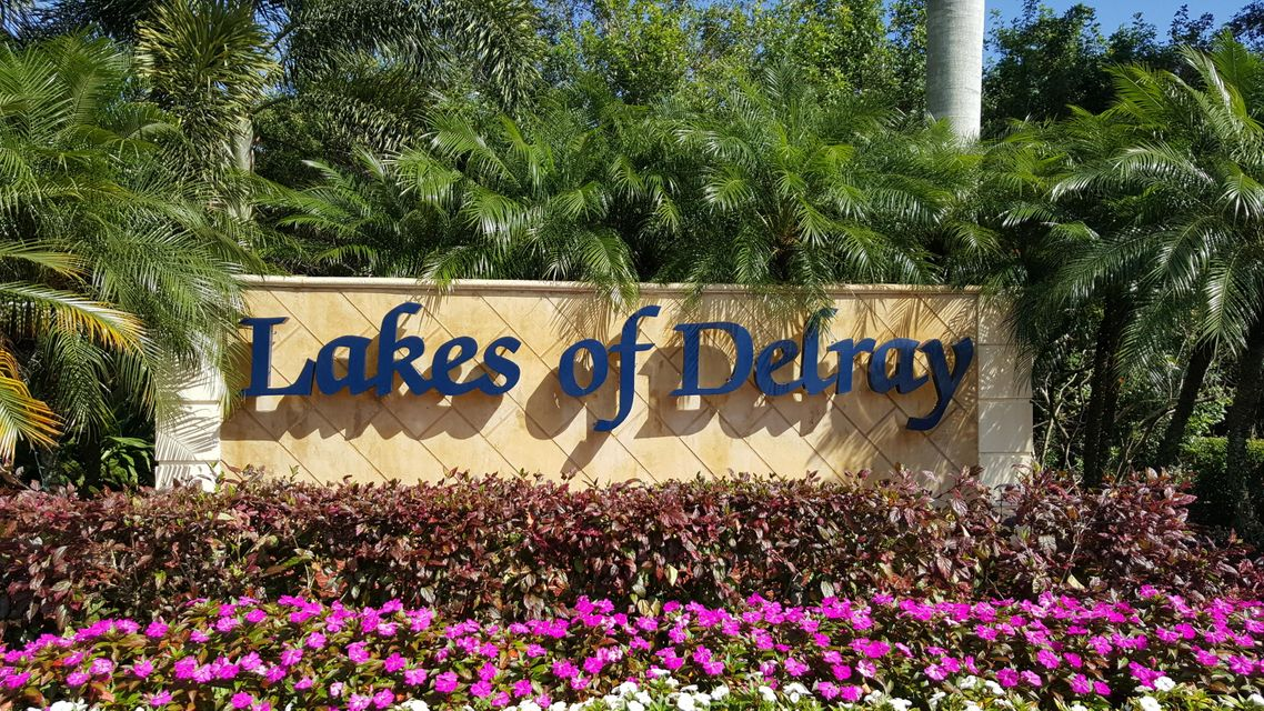 Witney A And B Condo 15500 Lakes-of-delray Boulevard