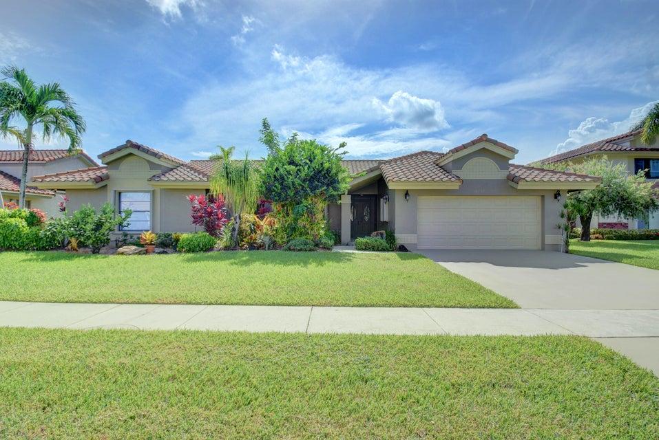 20757 Snug Creek Court  Boca Raton FL 33498