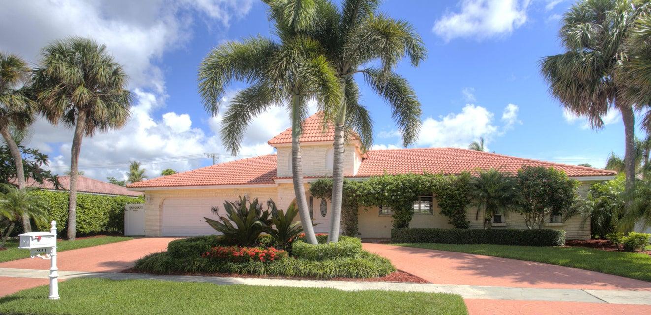 931 SW 17th Street  Boca Raton FL 33486