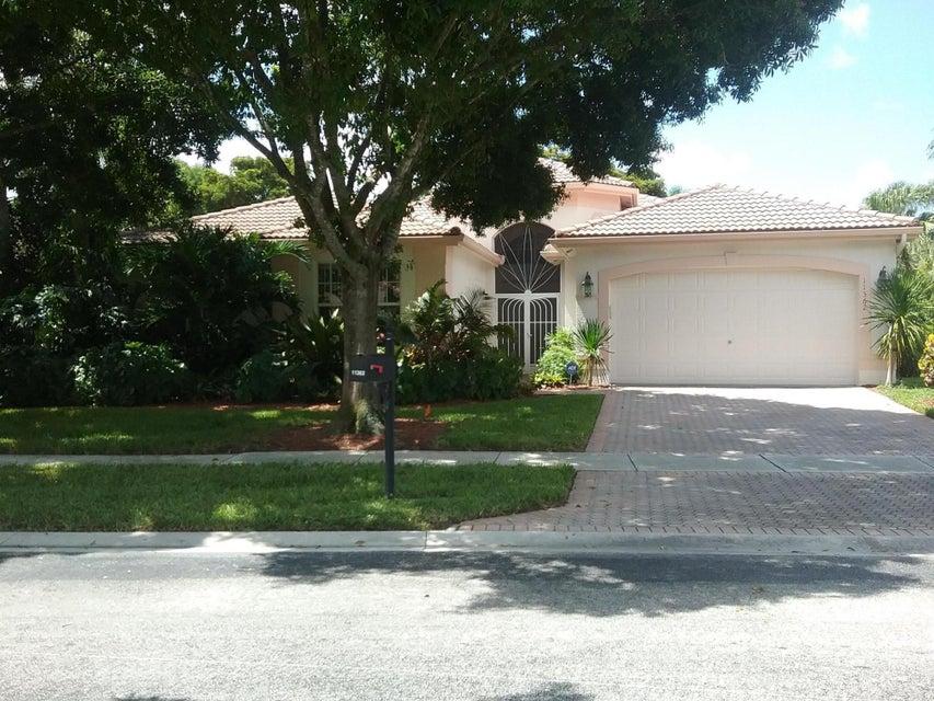 VALENCIA LAKES home 11362 Barca Boulevard Boynton Beach FL 33437