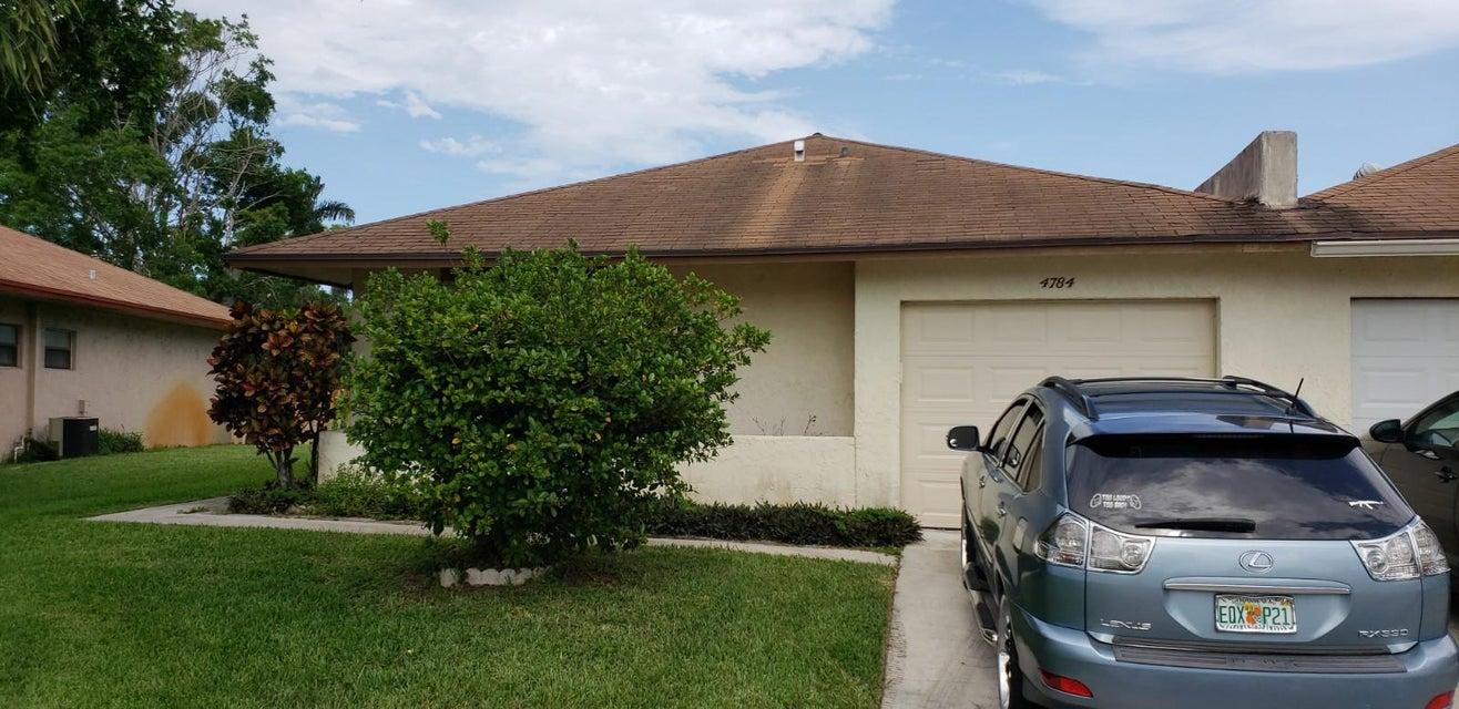 4784 Paulie Court 63-B  West Palm Beach, FL 33415