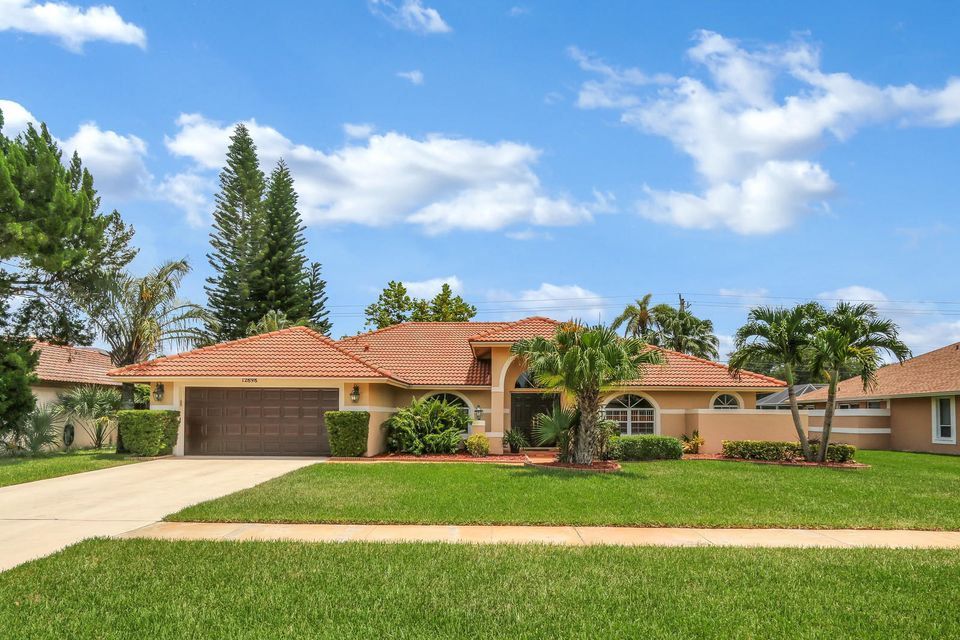 Home for sale in Greenview Shores Wellington Florida