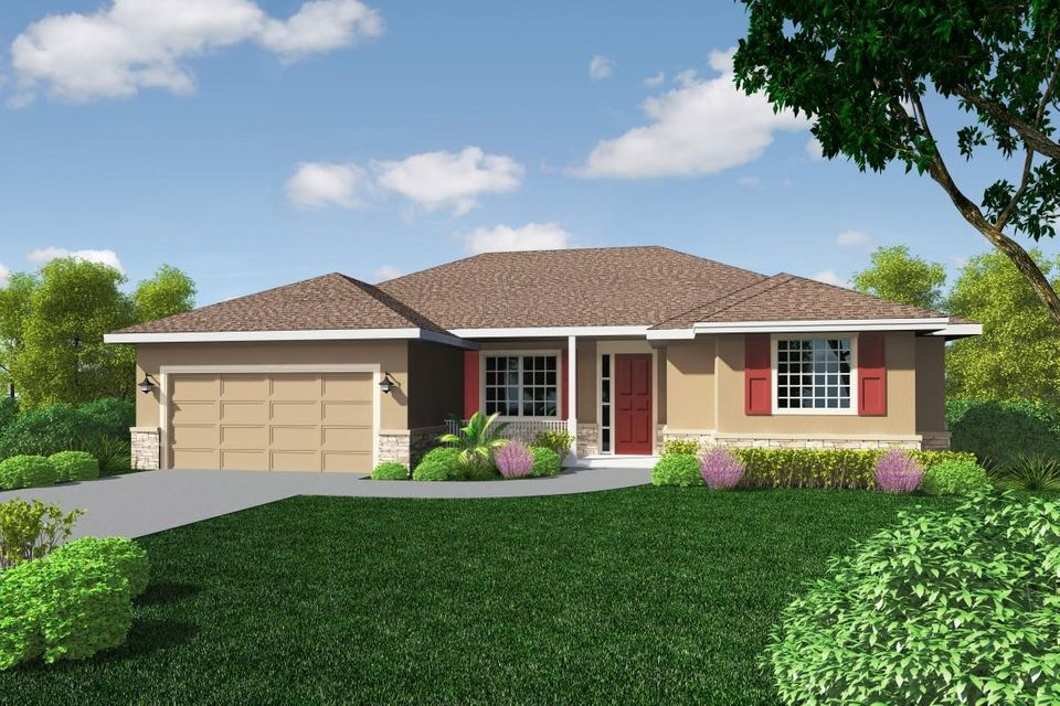 486 NE Mainsail Street - Port St Lucie, Florida