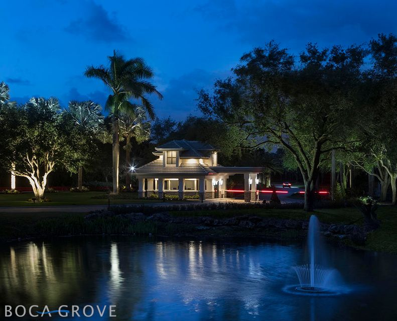 BOCA GROVE BOCA RATON REAL ESTATE